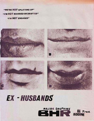 Ex-Husbands, Malibu Dolphins, BHR