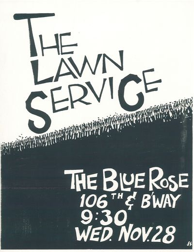 Lawn Service, The Blue Rose