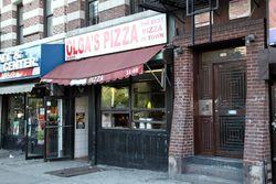 Olga's Pizza, Hamilton Heights, Manhattan
