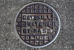 %22Catskill water by-pass,%22 Williamsburg, Brooklyn