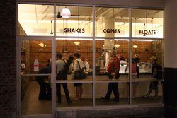 Ronnybrook Milk Bar, Chelsea Market, Ninth Avenue, Manhattan