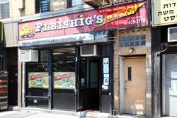 Big Fleishig's Express, Borough Park, Brooklyn