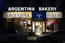 Argentina Bakery, Union City, New Jersey
