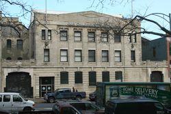 Former McDermott-Bunger Dairy, West 125th Street, New York