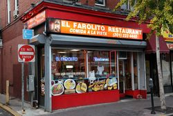 El Farolito, West New York, New Jersey