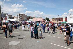 Festival de la Pupusa, West New York, New Jersey