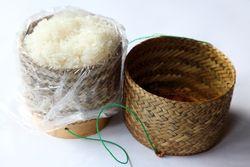 Sticky rice, Mangez Avec Moi, West Broadway, Manhattan