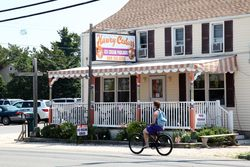 Harvey Cedars Ice Cream Parlour, Harvey Cedars, New Jersey