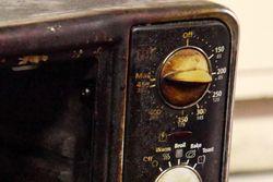 Break-room toaster-oven, East Village, Manhattan