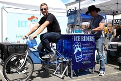 Ice Riders NYC, LIC Flea, Long Island City, Queens