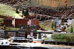 Shawangunk Valley model railroad, Grand Centennial Parade of Trains, Grand Central Terminal, Manhattan