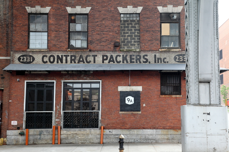 9A NYC Kitchen & Lounge, once home to Contract Packers, Twelfth Avenue, Manhattan