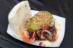 Kakuni bao, Deviant Chef, Hester Street Fair, Hester Street, Manhattan