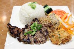 House special broken rice, Ninh Kieu, Chrystie Street, Manhattan