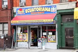 Placita Ecuatoriana Grocery, Bushwick, Brooklyn