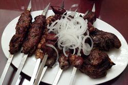 Skewers, Vostok, Borough Park, Brooklyn