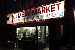 The Meat Market, Bedford-Stuyvesant, Brooklyn