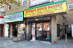 Punjabi Dhaba and Guyana's Choice Bakery, Richmond Hill, Queens