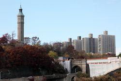 High Bridge Water Tower, Manhattan