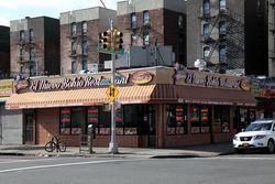 El Nuevo Bohio Restaurant, Morrisania, Bronx