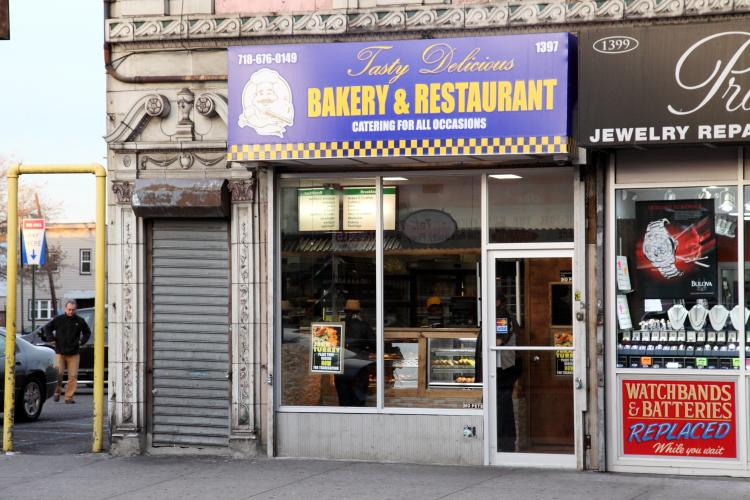 Tasty Delicious Bakery & Restaurant, Canarsie, Brooklyn