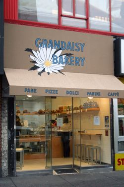 Grandaisy Bakery, West 72nd Street, Manhattan