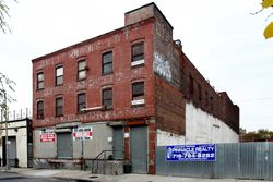 %22Pianos & player pianos,%22 Mott Haven, Bronx