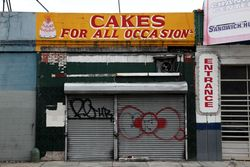 %22Cakes for all occasions,%22 Longwood, Bronx