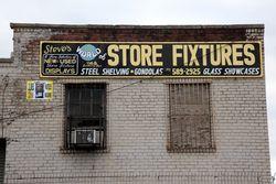 Steve's World of Store Fixtures, Longwood, Bronx
