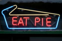 %22Eat pie,%22 Mission Pie, San Francisco