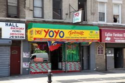 Yo Yo Fritaille, Flatbush, Brooklyn