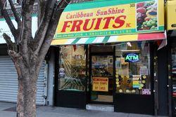 Caribbean SunShine Fruits, Flatbush, Brooklyn