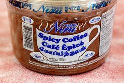Niru brand spicy coffee, Lanka Grocery, Tompkinsville, Staten Island
