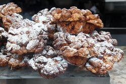 Baker's muffins, Birdbath, Broadway, Manhattan