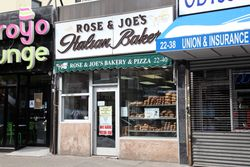 Rose & Joe's Italian Bakery, Astoria, Queens