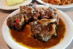 Oxtails, The Sisters of the New South, Savannah, Georgia
