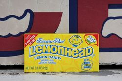 Lemonheads, Raul Candy Store, Avenue B, Manhattan
