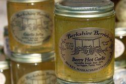 Berry Hot Garlic jelly, Berkshire Berries, Union Square Greenmarket, Manhattan