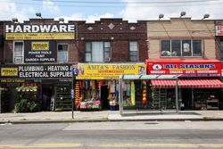 Storefronts, Richmond Hill, Queens