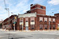 The former Esslinger's Brewery, Philadelphia