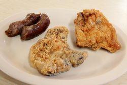 Meats, Jones Kitchen, Jesup, Georgia