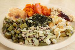Vegetables, Jones Kitchen, Jesup, Georgia