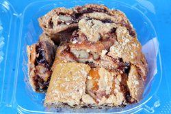 Fairy Tale Bakery brand apricot strudel, Berezka, Briarwood, Queens