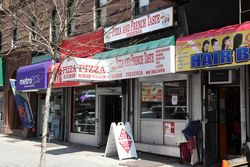 Pizza & French Taste, Lexington Avenue, Manhattan