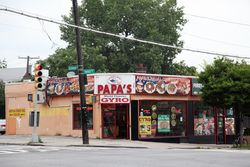 Papa's Halal Chicken & Grill, Mariners Harbor, Staten Island