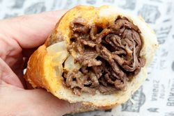 Cheese steak, Sonny's, Philadelphia