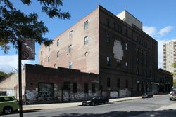 The former Consumers Park Brewery, Crown Heights, Brooklyn