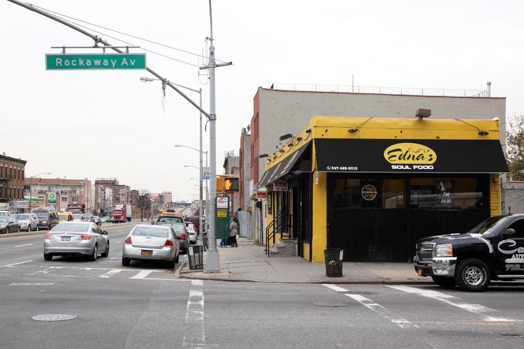 Edna's Soul Food, Brownsville, Brooklyn
