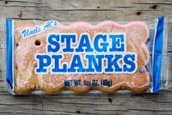 Uncle Al's Stage Planks, Carolina Country Store, Bedford-Stuyvesant, Brooklyn