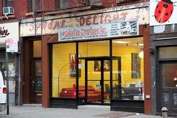 Sundae Delight, surviving signage, Greenpoint, Brooklyn